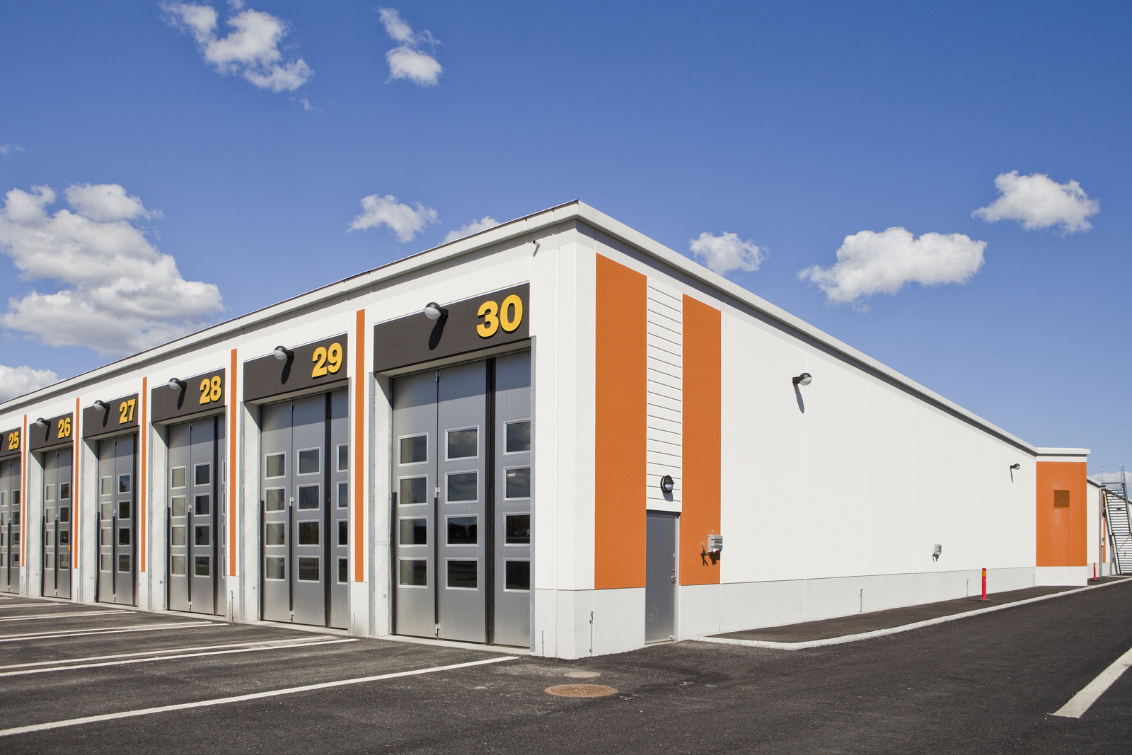 Industrietore und Schnelllauftore