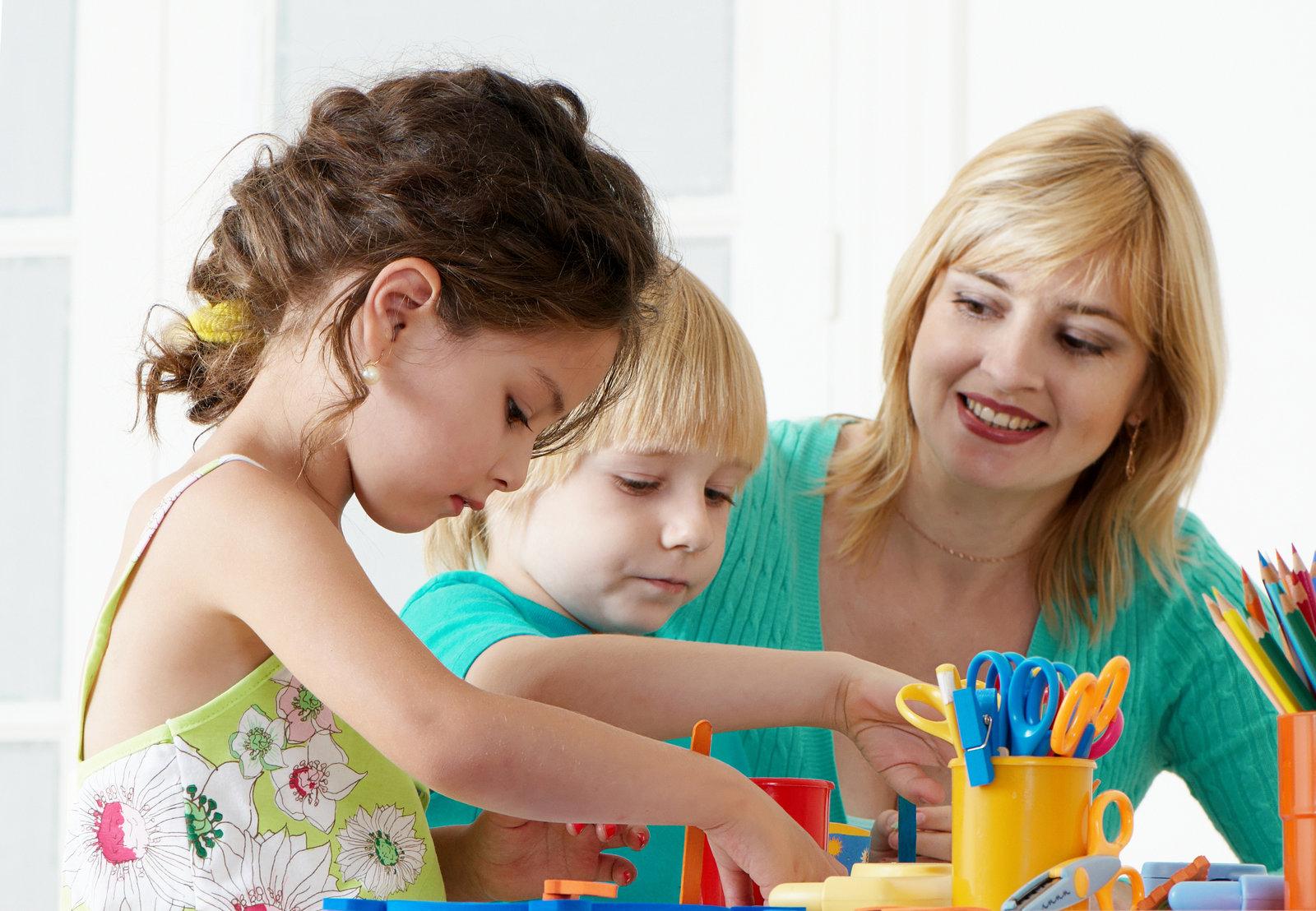 Kinderbetreuung im Unternehmen
